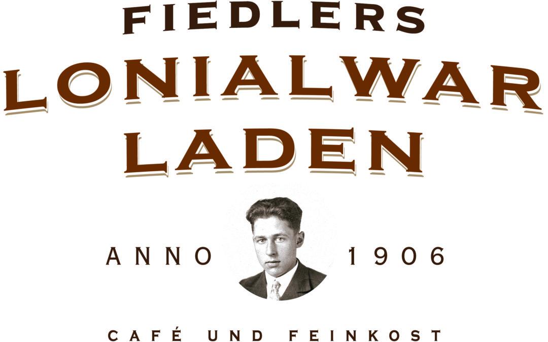 Fiedlers Kolonialwarenladen verkauft Bohnengold-Kaffee