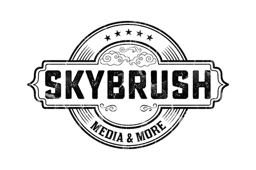 skybrush media and more logo